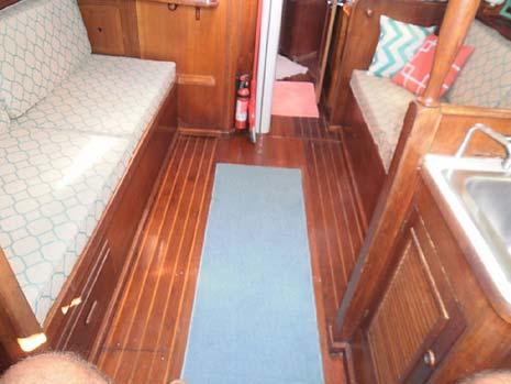 1983 Endeavour 35 Sailboat For Sale