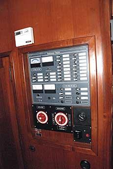 1983 Endeavour 40 Sloop Sailboat