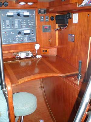 1985 Endeavour 42 Sailboat